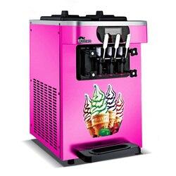 Komercyjne miękkie służyć maszyna do lodów elektryczne 18L/H3 R410 smaki słodki stożek maszyna do lodów 110 V/220 V 1600W