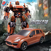 Deformation Robot Remote Control Car Toy Car Model Electric Remote Control Cars Children S Toy Car