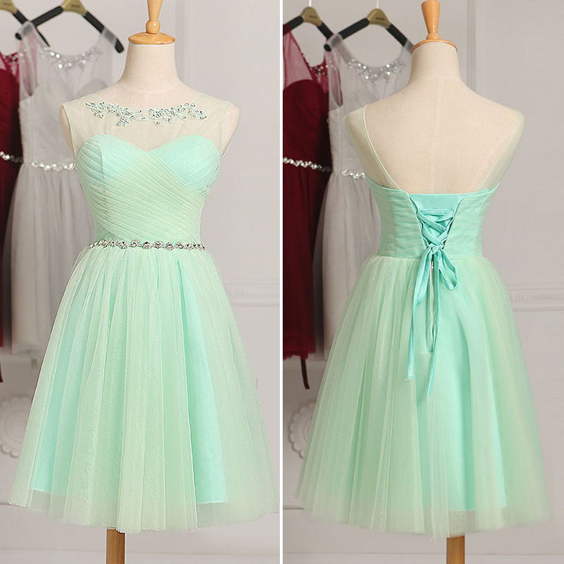 Aliexpress.com : Buy Short Cheap Bridesmaid Dresses Under 50 In ...