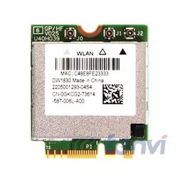 BCM943602BAED DW1830 Wireless-AC BCM943602 NGFF M.2 1300Mbps 802.11ac WiFi Bluetooth BT4.1 supporto Della Scheda di Rete Wlan mac os