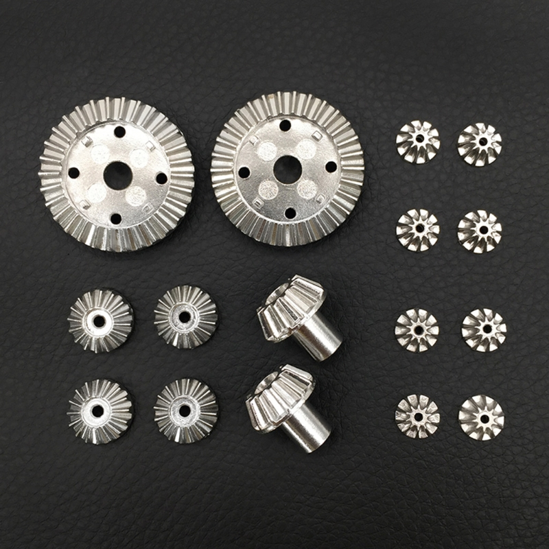16Pcs12T 24T 30T Motor Driving Gear Planet Gear Differential Gear Combo Set for WLtoys 12428 12423 RC Car Model Parts Motor Gear16Pcs12T 24T 30T Motor Driving Gear Planet Gear Differential Gear Combo Set for WLtoys 12428 12423 RC Car Model Parts Motor Gear