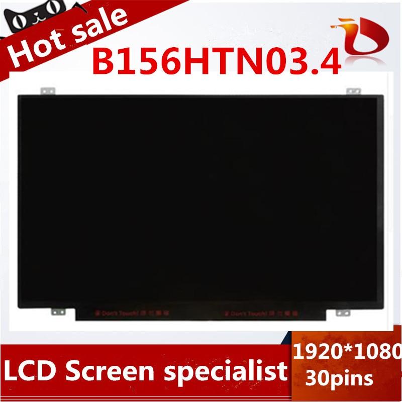 Free Shipping B156HTN03.4 Laptop Lcd Panel 1920*1080 eDP 30 pins For Lenovo THINKPAD EDGE E540 S531 S540 двухколесный велосипед altair mtb ht 26 2 0 19 26 18 ск красный