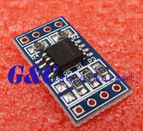 Module de mémoire W25Q32F haute capacité Interface SPI précise mémoire Flash: 32 M