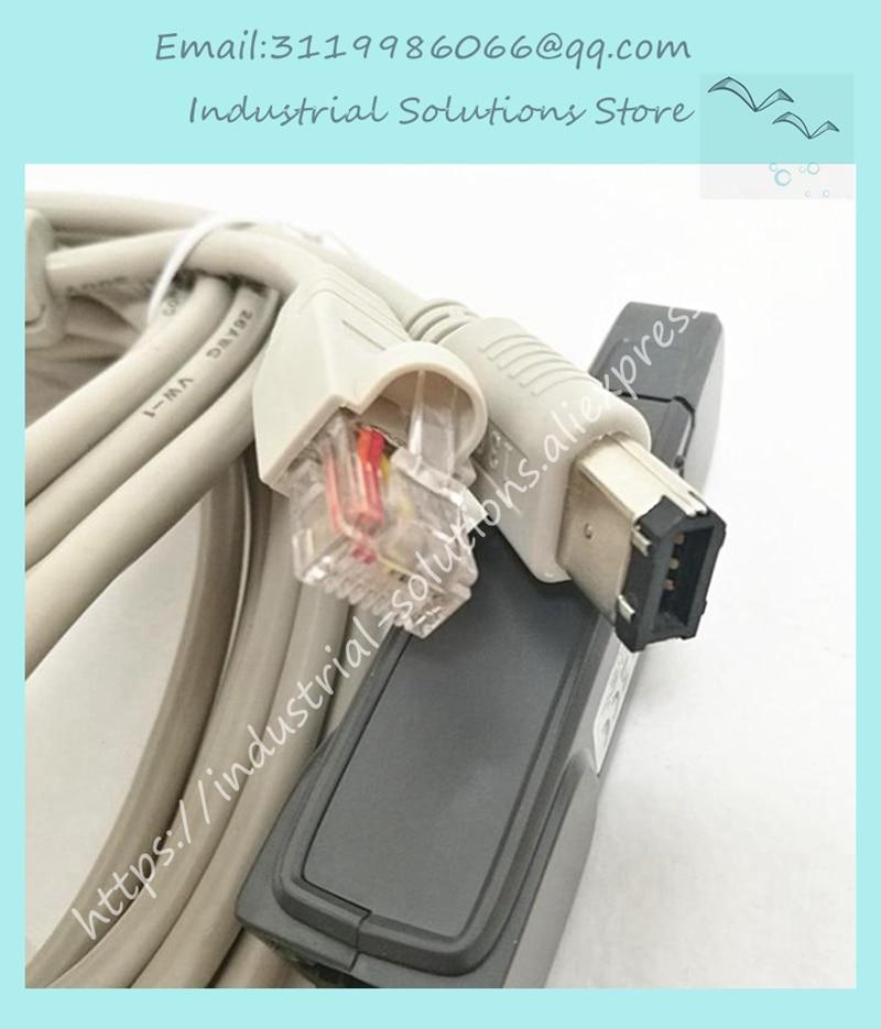 ASD CNUS0A08 New Original cable used for DELTA servo ASD series Programming and debugging cable PC