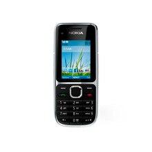 Сотовый телефон Nokia C2-01(английская клавиатура) разблокирован для GSM850/900/1800/1900 WCDMA900/1900/2100 восстановленные условия