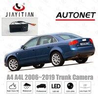 JIAYITIAN Rear View Camera For audi A4 A4L 2006 ~2019 2015 2016 2017 2010 2012 Trunk camera Handle Camera original style camera