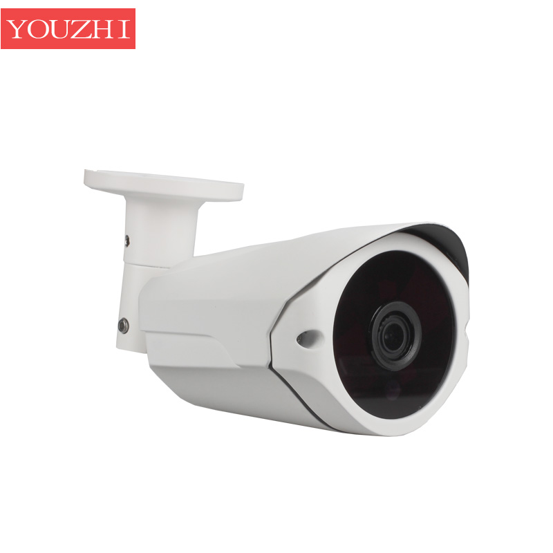 2MP Surveillance AHD Camera 1080P SONY IMX323 FHD night vision IR led secure coaxial home CCTV Camera with OSD menu cable YOUZHI 4 in 1 ir high speed dome camera ahd tvi cvi cvbs 1080p output ir night vision 150m ptz dome camera with wiper