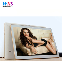 Waywalkers T805C 10 inch 3G 4G tablet Octa Core 1280*800 IPS 5.0MP 4G RAM 32GB ROM Android 5.1 Bluetooth GPS 10.1 tablet pc