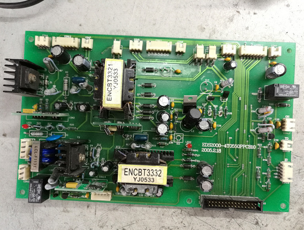 Inverter drive board  EDS1000    37KW 45KW 55KW  original and new inverter drive board sb40s xw g132kwqd2q original and new