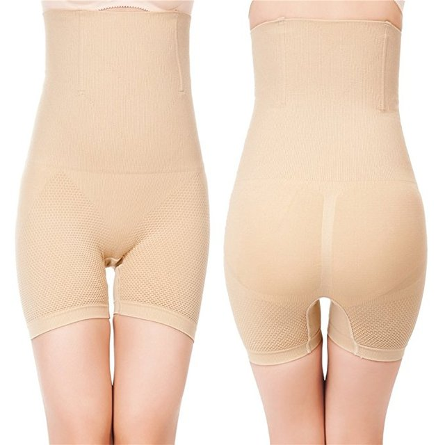 0d2da2c07d35 Womens Shapewear Bodysuit High Waist Tummy Control with Butt Compression  Shorts