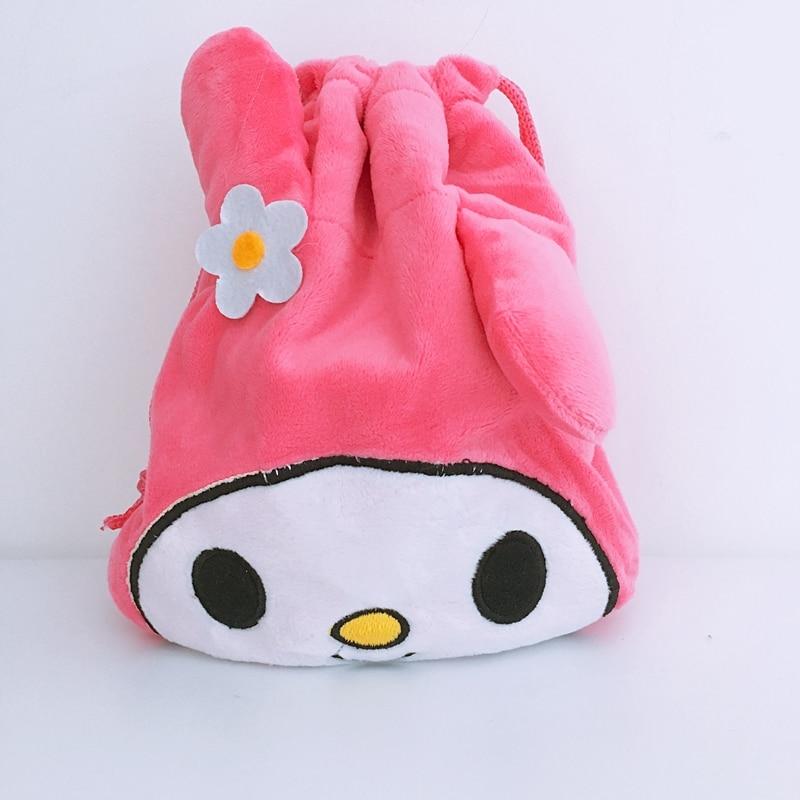 Attent Rirakuma Gudetama Coin Bag Hello Kitty Tasje Little Mijn Cartoon Leuke Zak Traval Mini Kleine Bagscartoon Punctual Timing