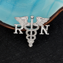 Brooch Pin for Registered Nurses & Nursing Students
