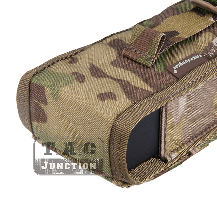 Image 5 - Emerson Tactical MOLLE Universal MBITR PRC 148 PRC 152 Radio Pouch EmersonGear Walkie Talkie Pocket For for Attaching RRV Vest-in Pouches from Sports & Entertainment