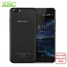 """Más reciente Blackview A7 5.0 """"Android 7.0 Teléfono Móvil Dual de Nuevo MTK6580A cámaras 1 GB + 8 GB Quad Core 1.3 GHz WCDMA 3G Dual SIM teléfono"""
