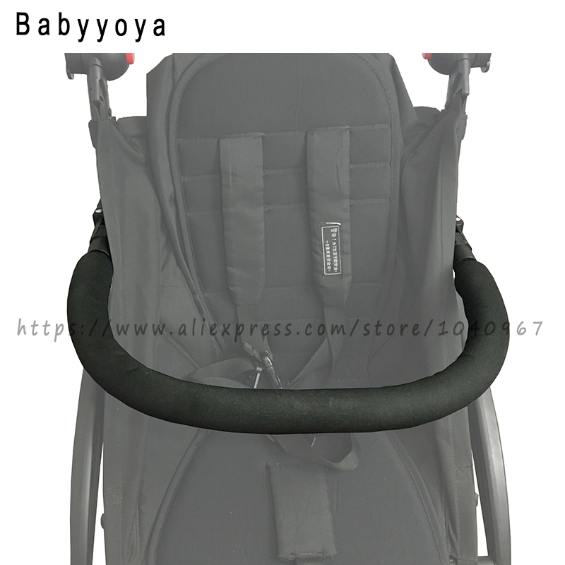 manillar para para parachoques accesorios babyzen Funda del Bee Yoya cochecito de Bugaboo para de reposabrazos carrito cuero Pu YOYO Barra bebé SqVMGUpLz