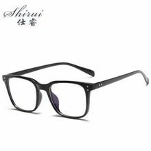 TV Anti Radiation Glasses Computer Eye Strain Protection Glasses Anti-fatigue Vision Radiation Resistant TR90 Glasses Frame цена