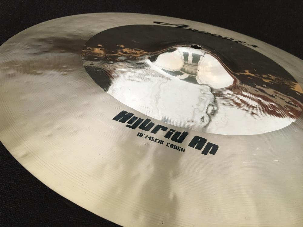 100% handmade Hybrid AP 18 Crash for Drummer