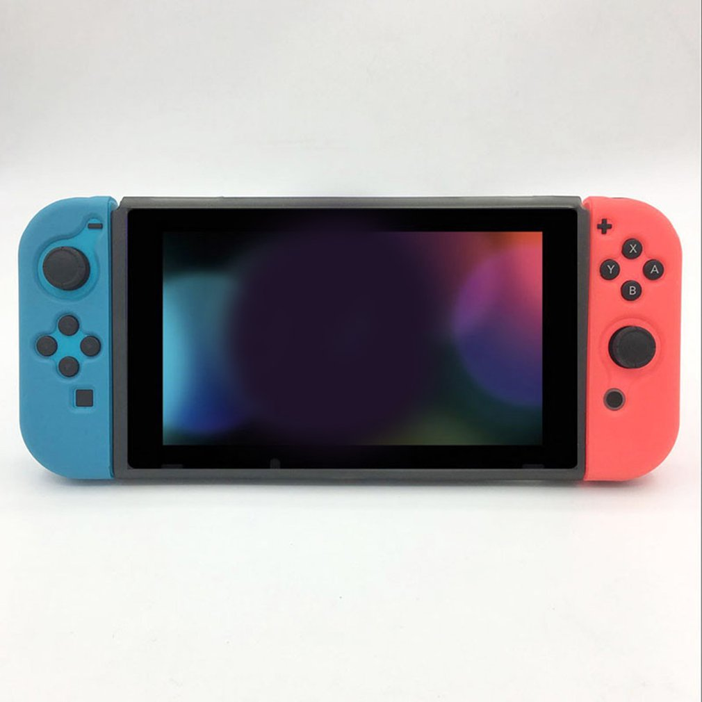 Detachable Shell Case Shock Proof Prevent Scratches TPU Protection Cover For Nintend Switch Game Console Accessories