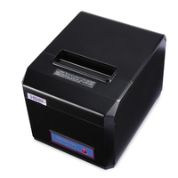 HOIN HOP E801 80MM USB / WiFi Thermal Receipt Printer 300mm/sec Ultra High speed Printing for POS System Android iOS