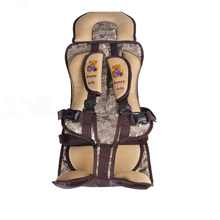 Hot Selling Beautiful Baby Portable Toddler Car Seat for Cheap Sale,0-12 Years Old Lovely Baby Car Seat,Booster Chair for Car,(China)