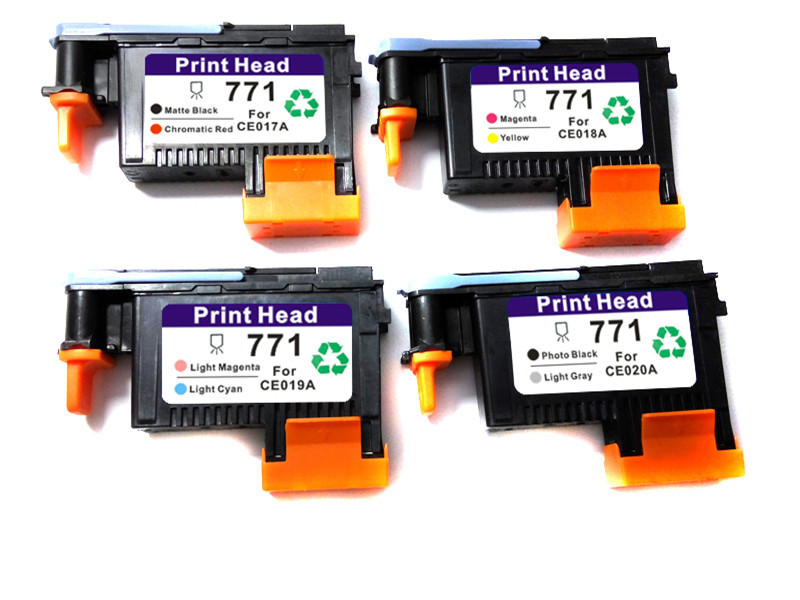 771 Printhead CE017A CE018A CE019A CE020A For HP Designjet Z6200 Print head dhl free online master kess v5 017 v2 23 ktag v7 020 v2 23 no tokens limit kess 5 017 k tag k tag 7 020 ecu chip tuning tool