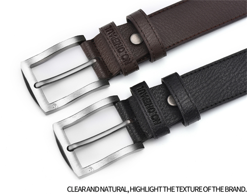 HTB1NKUFaijrK1RjSsplq6xHmVXaW - NO.ONEPAUL buckle men belt High Quality cow genuine leather luxury strap male belts for men new fashion classice vintage pin
