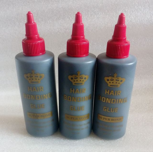 1bottlelot 4oz 118ml Hair Weaving Bond Hair Bonding Glue For Bond