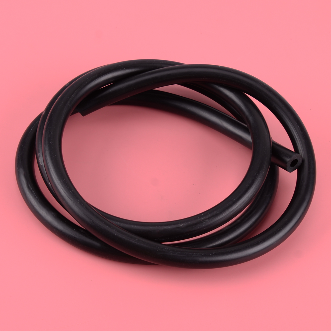 "1M Fuel SyStem Unleaded Fuel HoSe Petrol Black  21mm OD x 1//2"" ID"