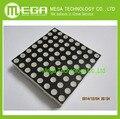 60 мм Площадь 8*8 Красный Зеленый Синий Полноцветный СВЕТОДИОДНЫЙ Матрица Экрана-Супер Яркий RGB LED 60 мм для Arduino