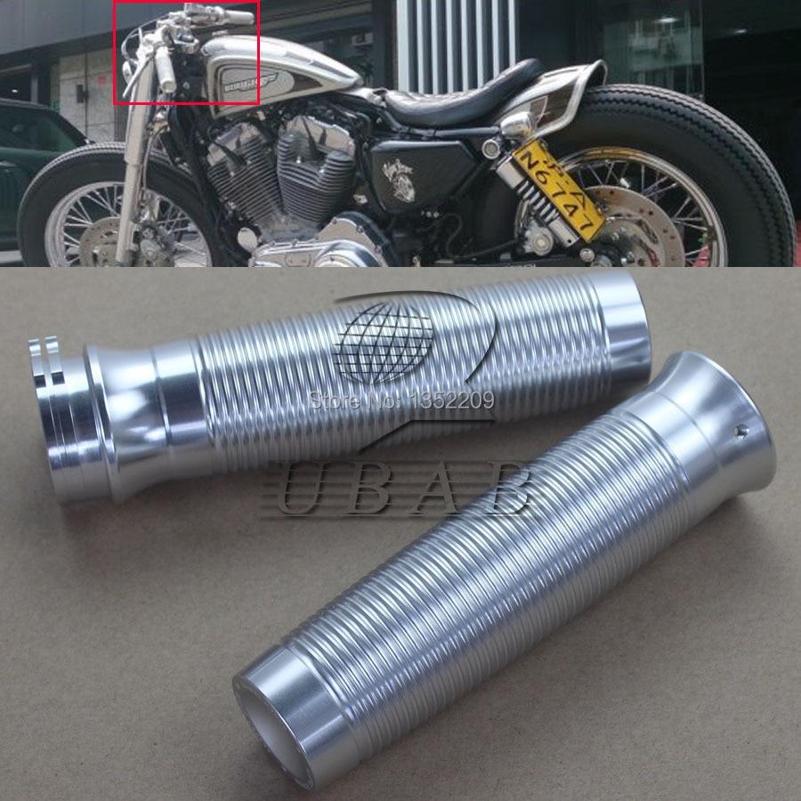 "1/"" Handle Bar Hand Grips Fit For Harley Davidson XL Sportster 1200 883"