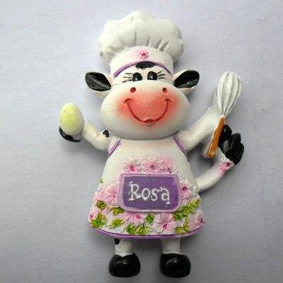 Compra vaca decoración para la cocina online al por mayor ...