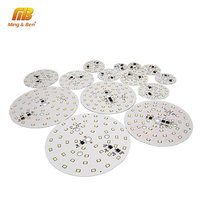 LED SMD2835 Chip 18W 15W 12W 9W 7W <font><b>5W</b></font> 3W AC 220V Smart IC Led Bead DIY For LED Downlight Outdoor Floodlight Spotlight <font><b>Bulb</b></font> Light image