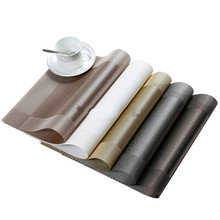 Environment-friendly dining mat heat insulation pad simple table cup bowl все цены