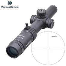 Óptica do vetor genii forester 1 5x24 riflescope 30mm centro ponto iluminado se encaixa ar15. 223 7.62mm airgun airsoft caça escopo