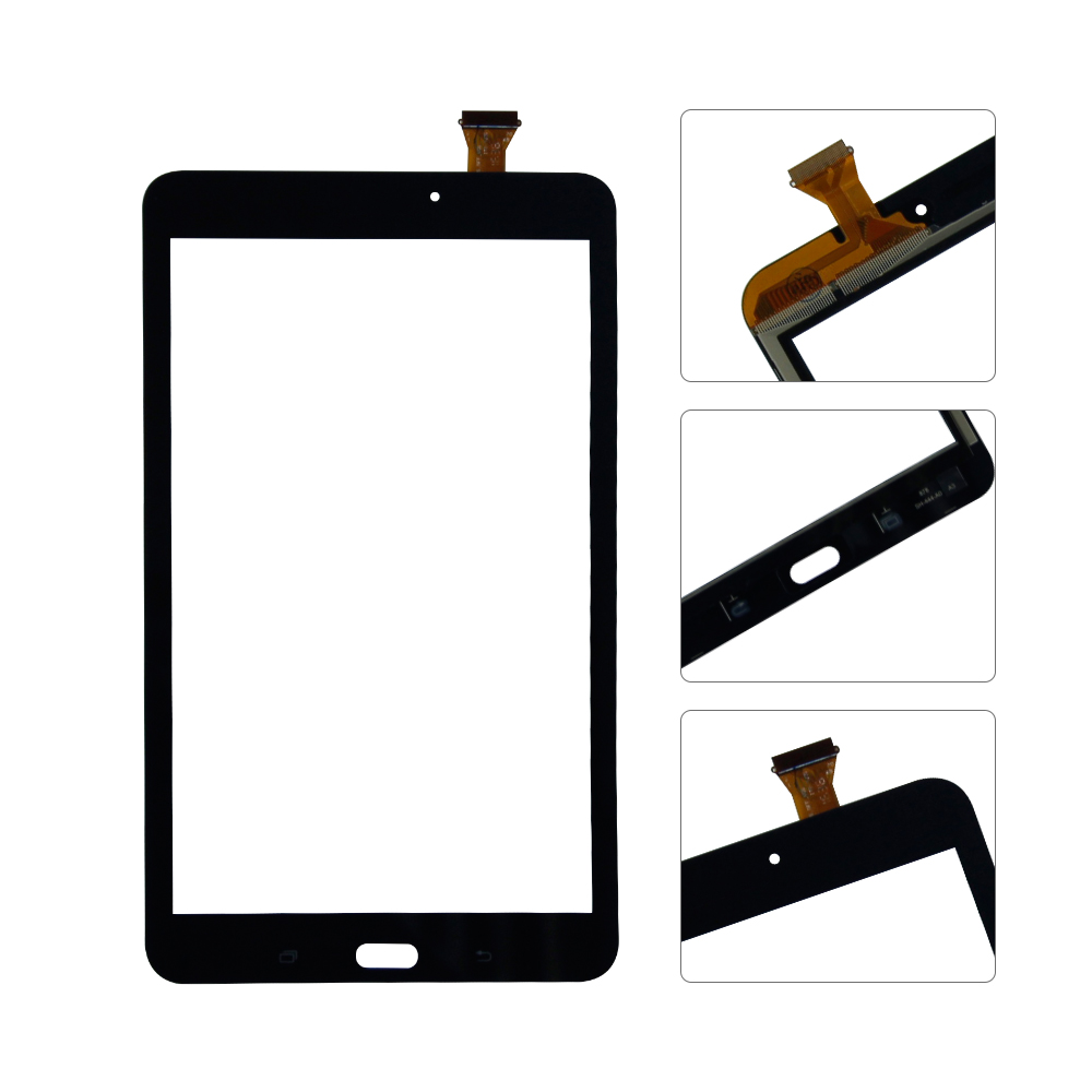 For Samsung Galaxy Tab E 8.0 SM-T377 T377 T377A T377V T377P T377T Touch Screen Digitizer Black/White