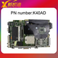 Para asus k40ad k40ab motherboard mainboard probó por completo
