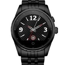 2016 Edelstahl Analoganzeige Datum männer Casual Uhr Männer Uhren G3 relogio Inteligente SmartWatch für IOS Android