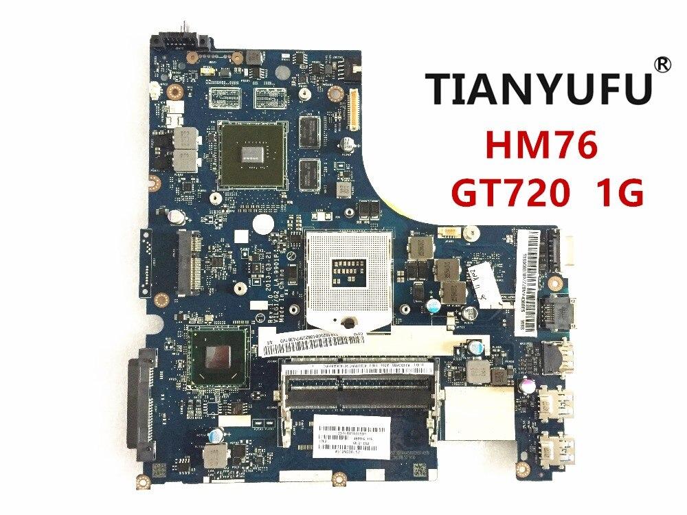 VILG1 G2 LA 9901P For Lenovo G500S motherboard For GT720M video card HM76 For I3 I5
