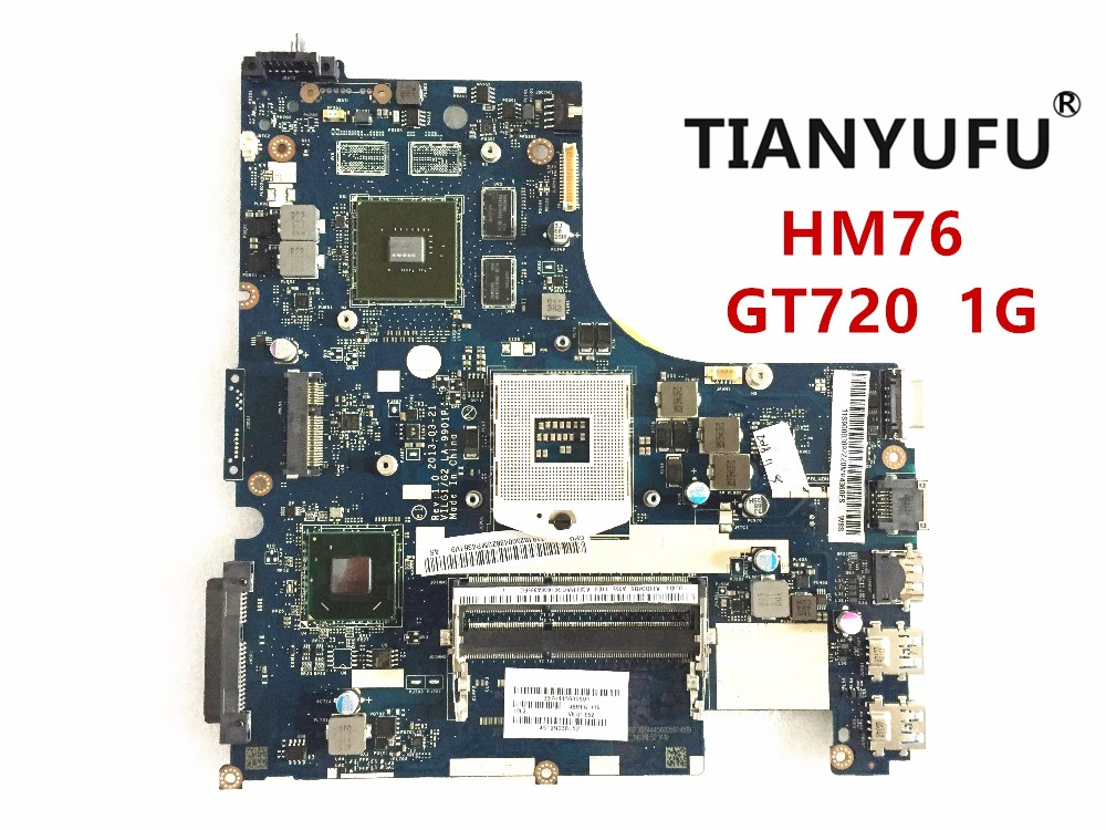 VILG1/G2 LA 9901P For Lenovo G500S motherboard ( For GT720M video card ) HM76 ( For I3 I5 I7 CPU )Motherboard tested 100% work-in Motherboards from Computer & Office    1