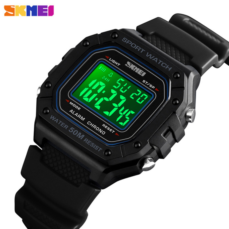 Herrenuhren Readeel Luxus Marke Mens Sports Uhren Dive Digitale Led Military Watch Männer Mode Lässig Elektronik Armbanduhren Männlich Uhr Bestellungen Sind Willkommen. Uhren