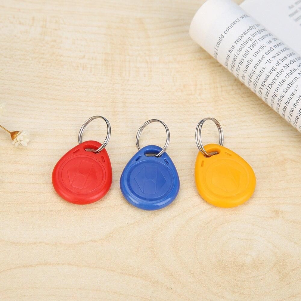 Duplicator RFID ID Card Reader Copier Copier Writer Duplicator Programmer ID Card Copy 125Khz EM4305 Random Color