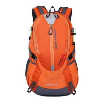 30L senderismo tendencia del alpinismo ligero mochila bolso deportes rBwUHrqZx