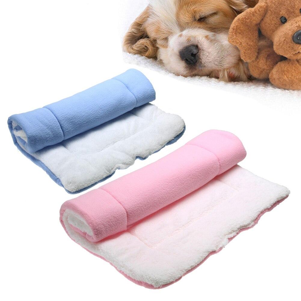 Cotton Dog Blanket For Bed