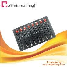 8 Портов gsm модем сим бассейн С Модуля Q2403 двухдиапазонный Usb-интерфейс