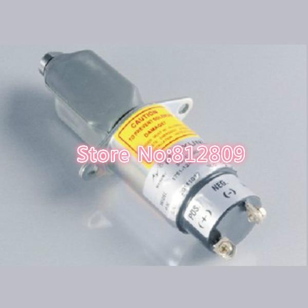 Wholesale Quality Fuel Shutdown Solenoid Valve 1751-12A6U1B1S5 SA-4259-12,12VWholesale Quality Fuel Shutdown Solenoid Valve 1751-12A6U1B1S5 SA-4259-12,12V