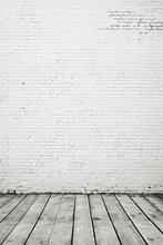 Жизни Magic Box Белый кирпичная стена 150×200 см пользовательские фото фонов Фон идеи S-126