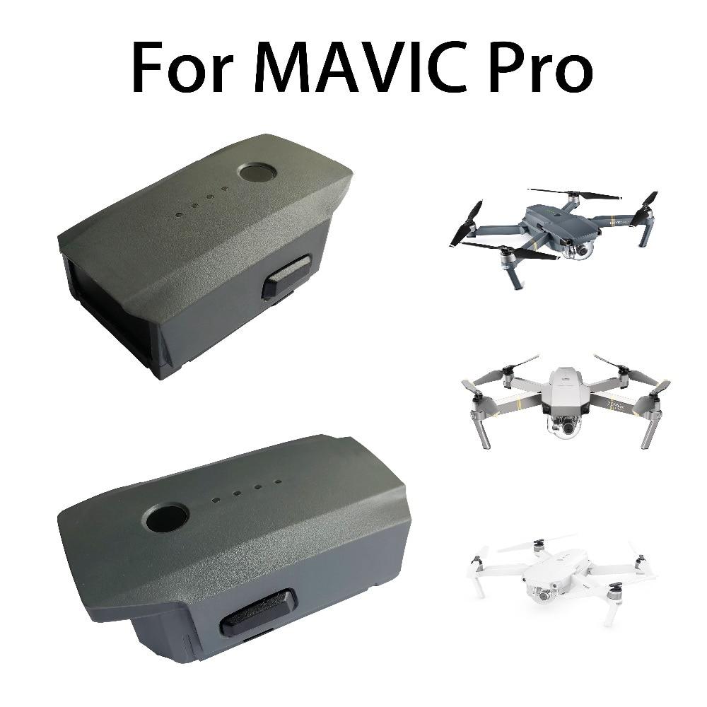 2-PCS HORIZONE  Replacement DJI Mavic Pro battery for DJI DJI Mavic Pro & Platinum & Alpine White Drone eset nod32 антивирус platinum edition 3пк 2года
