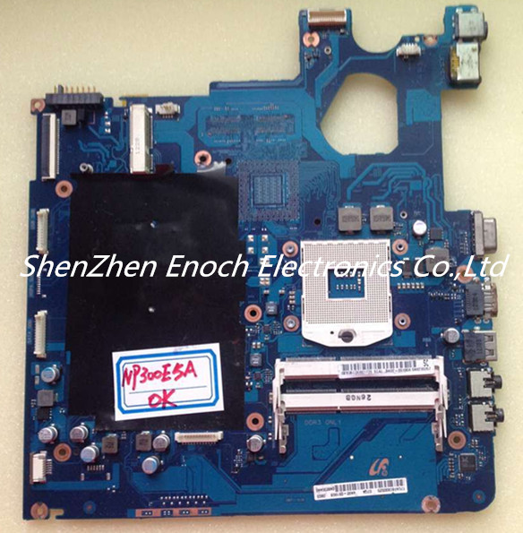 For Samsung NP300E5A  Laptop Motherboard Integrated BA92-09190A BA92-09190B BA41-01764A   stock No.999 ba92 05127a ba92 05127b laptop motherboard for samsung np r60 r60 ddr2 intel ati rs600me mainboard