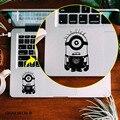 """Миньон мультфильм сенсорная панель наклейка ноутбук искусство трекпад наклейка для 11 """" 12 """" 13 """" 15 """" Apple Macbook Air / Pro / сетчатка"""