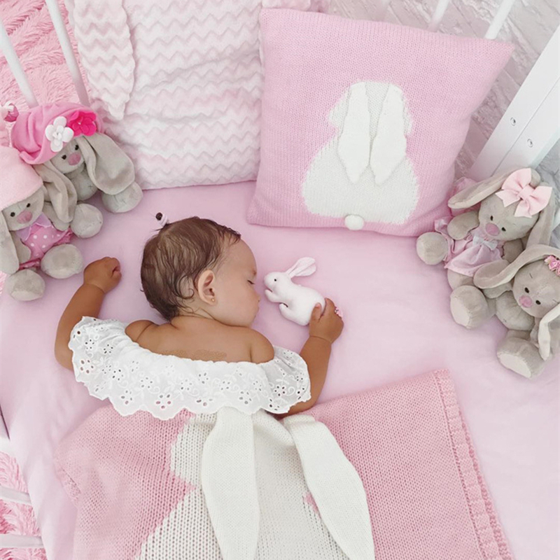 Baby Pillow Newborn Head Protection Cushion Baby Bedding Infant Nursing Pillow Toddler Sleep Positioner Anti Roll